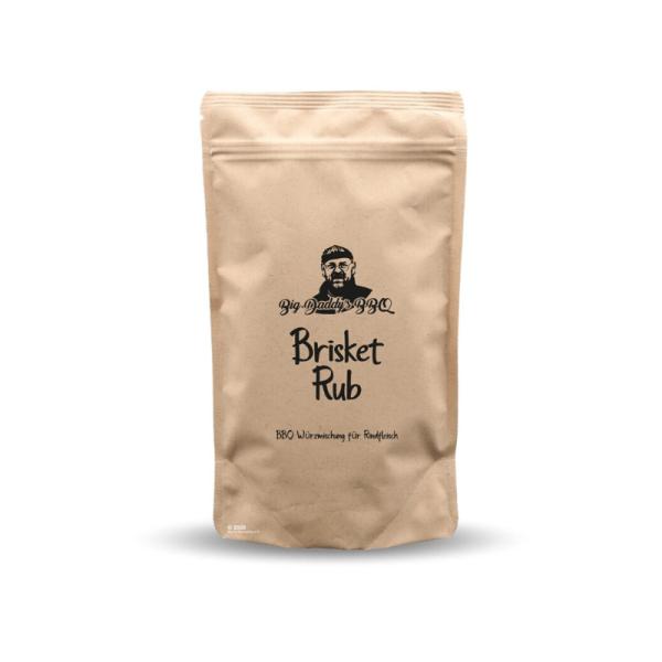 Big Daddys BBQ - Brisket Rub - 300g Beutel - Trockenrub