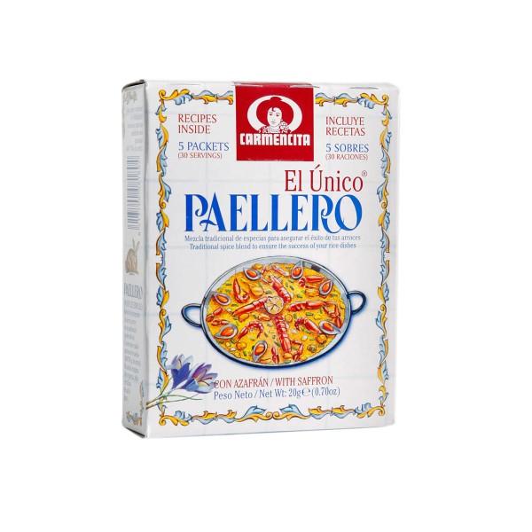 CARMENITA - Original spanische Paella Gewürzmischung - für 30 Portionen