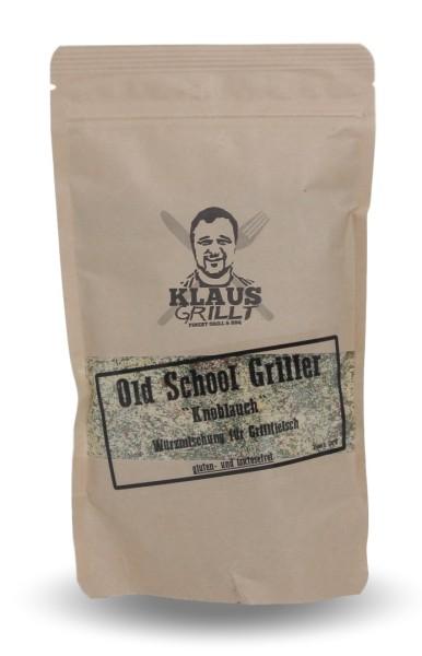 Klaus Grillt Old School Griller Knoblauch 250g Beutel