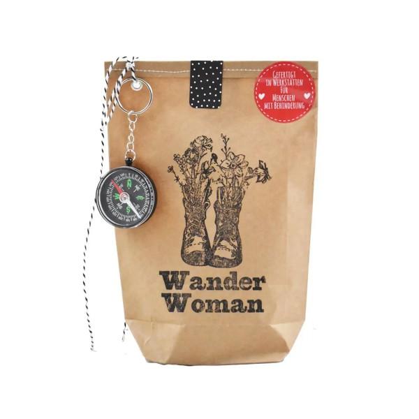 Wunderle - Wander WOMAN Tüte - Eine kleine Aufmerksamkeit mit Smile