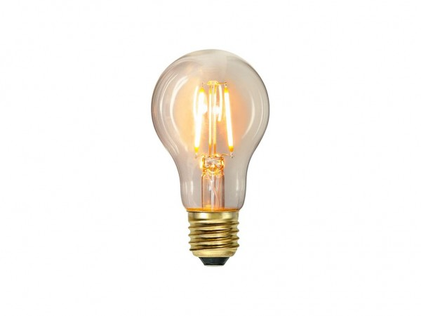 LED Leuchtmittel - Filament -  A60 - H: 110mm - 1,6W - E27 - 2100K - 160 lm - 80 Ra - Soft-Glow