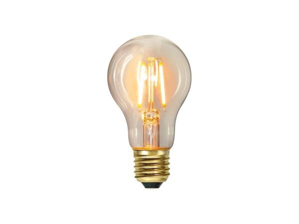 Leuchtmittel | LED | Filament | →6cm x ↑11cm | 1,6W | E27 | 2100K | 160 Lumen | 80 Ra - Soft-Glow