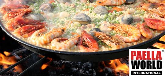 PAELLA WORLD - Die ganze Welt der Paella
