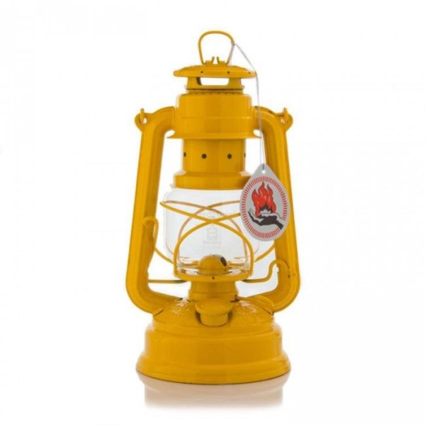 Feuerhand Sturmlaterne 276 signalgelb