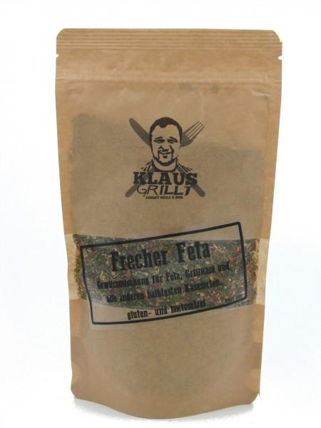 Klaus Grillt Frecher Feta 120 g Beutel