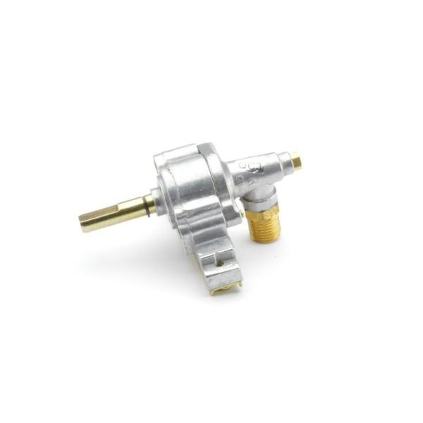 CADAC Ersatzteil - CARRI CHEF 2 (50) - Gashahn mit Piezo A 50mbar - 8910-SP014-50A