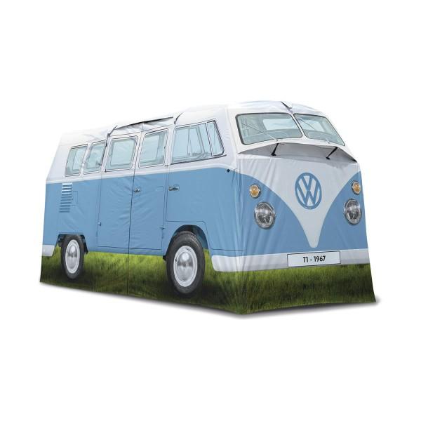 VW Collection - VW T1 Bus - großes Campingzelt - blau
