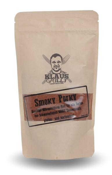 Klaus Grillt Smoky Porky 250g Beutel
