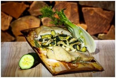 Spreewälder Fisch Planke