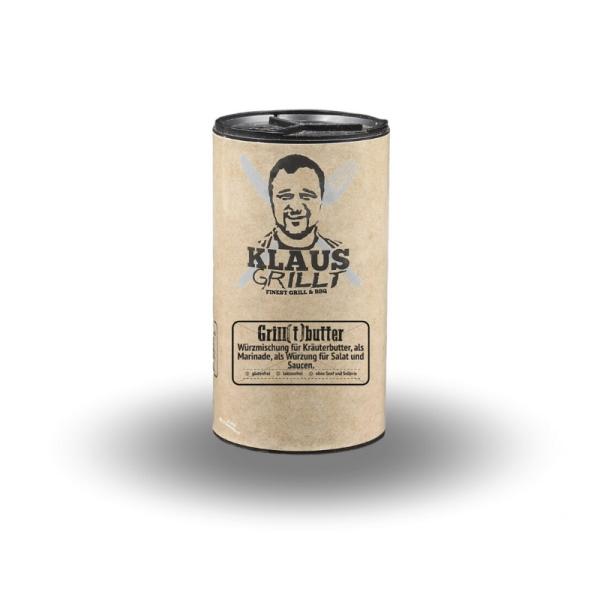 Klaus Grillt Grill[t]butter 80 g Streuer