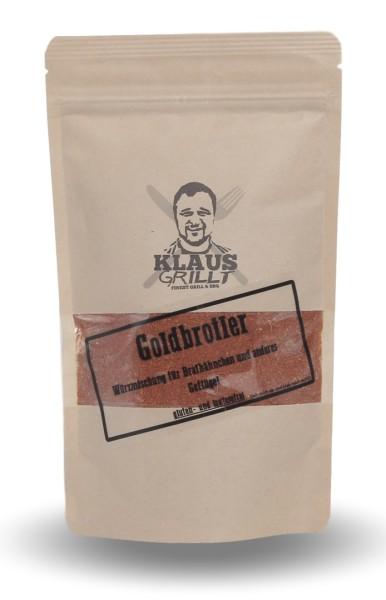 Klaus Grillt Goldbroiler 250g Beutel
