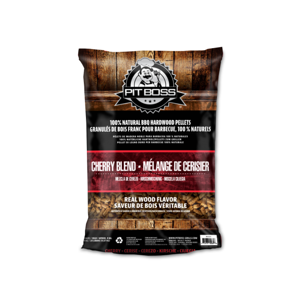 Pellet 'GRILL FUEL' - 9kg Sack - Kirschholz Cherry