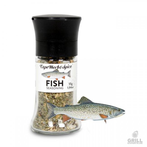 Cape Herb & Spice FB Fish Grinder 55g