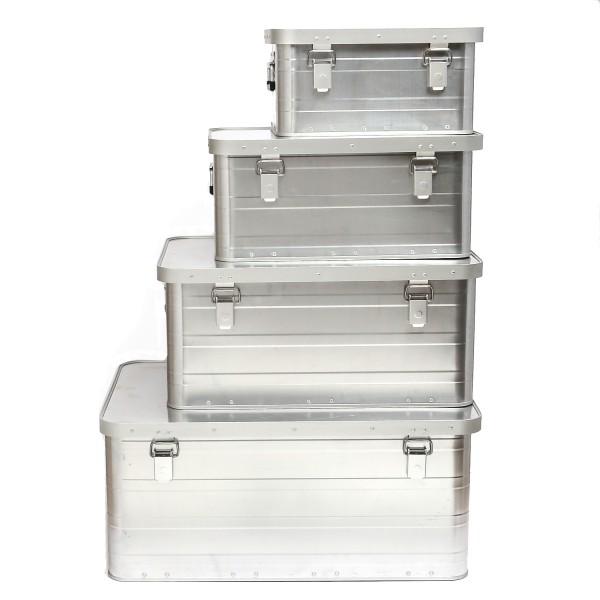 Aluminium Transportkiste - XL - GORANDO SAFARI - Universal Alubox