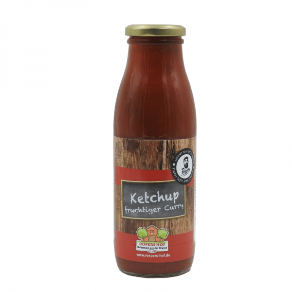 Röpers Hof Curry Ketchup - 500ml