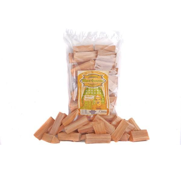 Axtschlag Wood Chunks Adler-Erle 1,5 Kg