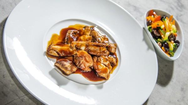 Asia Teriyaki Hühnchen mit Gemüse - mit Guido1866 Premium Olivenöl