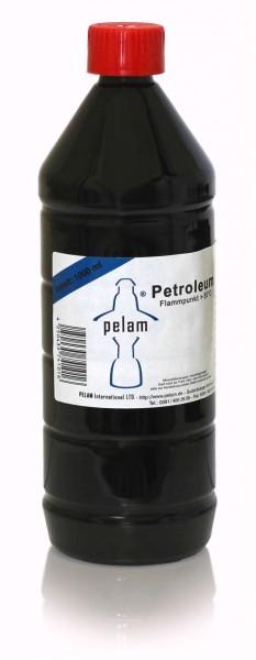 Petroleum 1 Liter Flasche - hochreiner Brennstoff für Laternen, Kocher und Fackeln