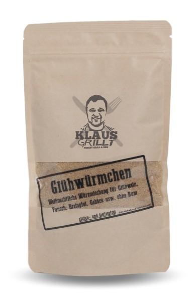 Klaus Grillt Würmchen 250g Beutel ohne Alkohol