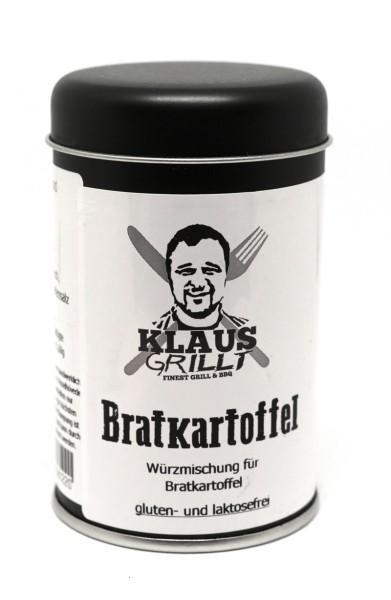 Klaus Grillt Bratkartoffel Gewürz 120 g Streuer