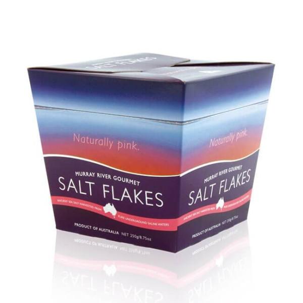 Murray River  Salt Flakes - 250 g  - feines Fingersalz / Flockensalz