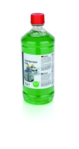 Brennflüssigkeit, dickflüssige Sicherheits-Brennpaste - 1 Liter - Basis: Ethanol