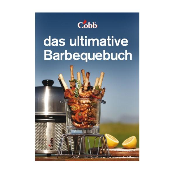 """Kochbuch """"Das ultimative Barbequebuch"""" für den COBB Grill"""