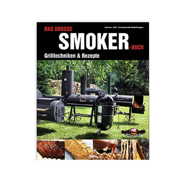 Das große Smoker-Buch - Rudolf Jaeger - Heel Verlag