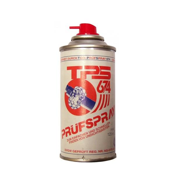 Gas Lecksuchspray 125ml Sprühdose mit Zielrohr - winterfest - inkl. Korrossionsschutz