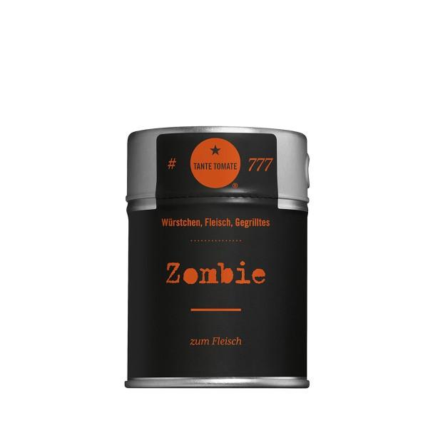 Zombie - Gewürzzubereitung - Für Würstchen, Fleisch und Gegrilltes - 60g Streuer