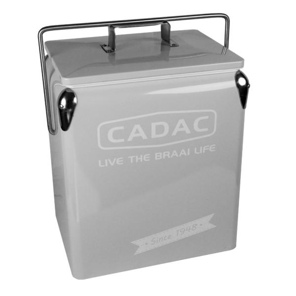 CADAC Retro Kühlbox - 32 x 24 x 36cm - 13 Liter