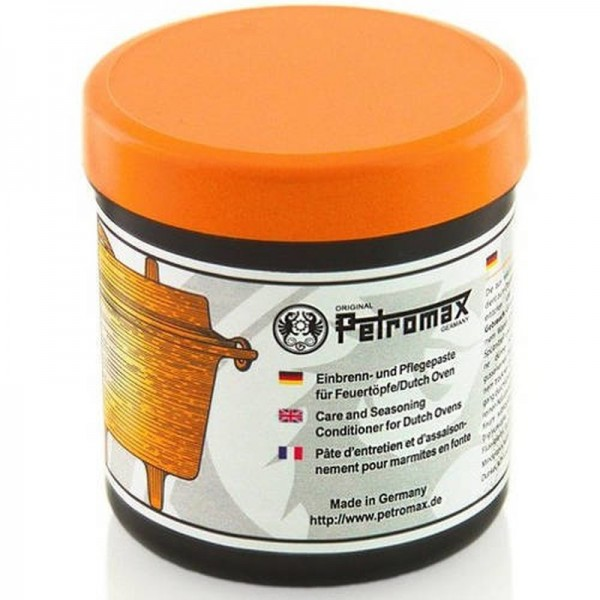 Petromax Pflegepaste für Guss- und Schmiedeeisen ft-pflege