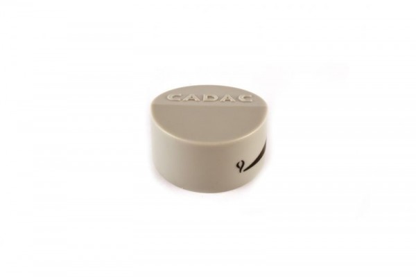 CADAC Ersatzteil - 2-COOK 2 Kocher - Reglerknopf Kunststoff - 202-SP005